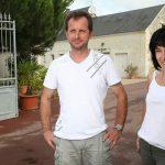 Thierry et Véronique FOLTZENLOGEL à saint nicolas de bourgueil