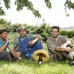 Domaine du Mortier - Cyril, Fabien, Joel BOISARD dégustation