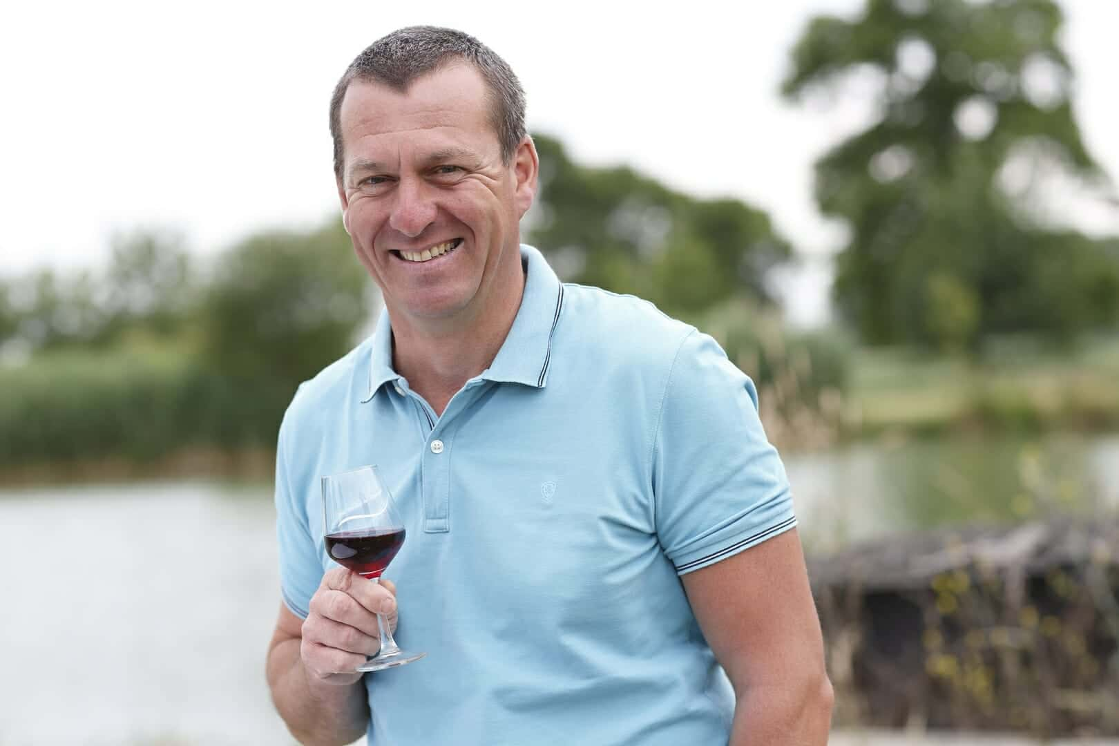 david bertrand - vignoble du frêne - saint nicolas de bourgueil