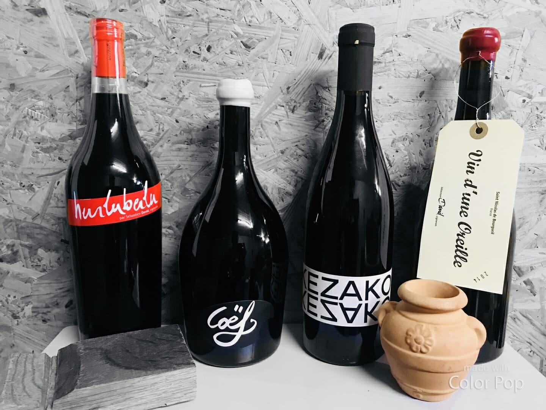 Domaine Sébastien DAVID Gamme de vins