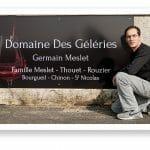 Domaine des Géléries - Germain Meslet
