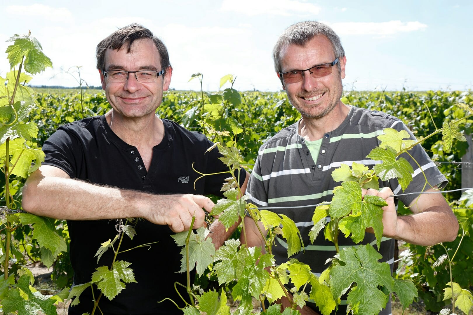 Pascal et Alain LORIEUX