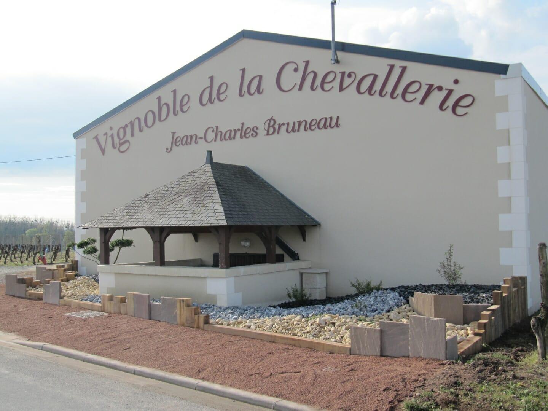 Vignoble de la Chevallerie BRUNEAU Jean Charles