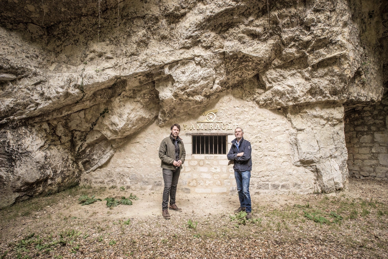 Saint Nicolas de Bourgueil cave troglodytique