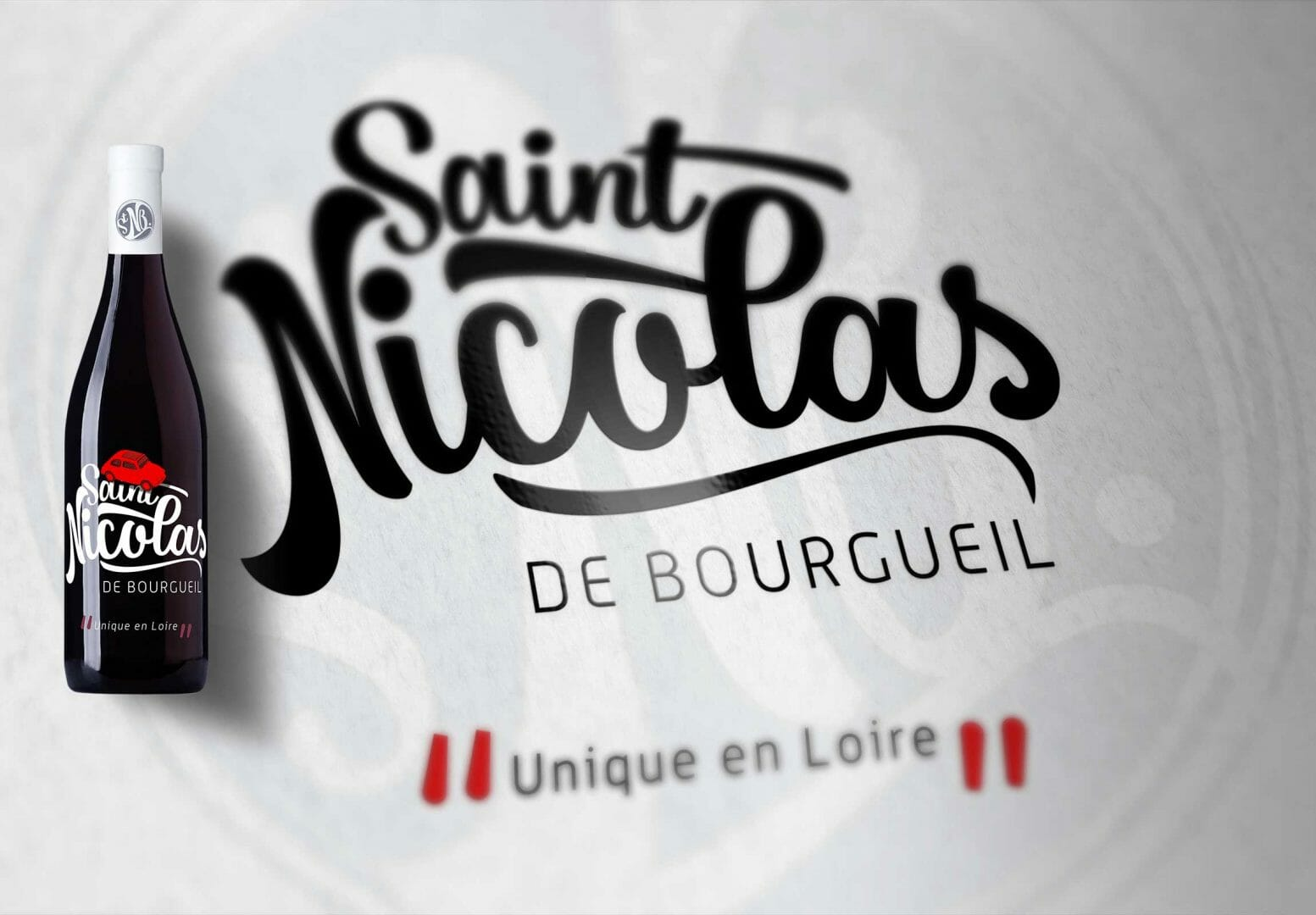 The identity of the Saint Nicolas de Bourgueil appellation